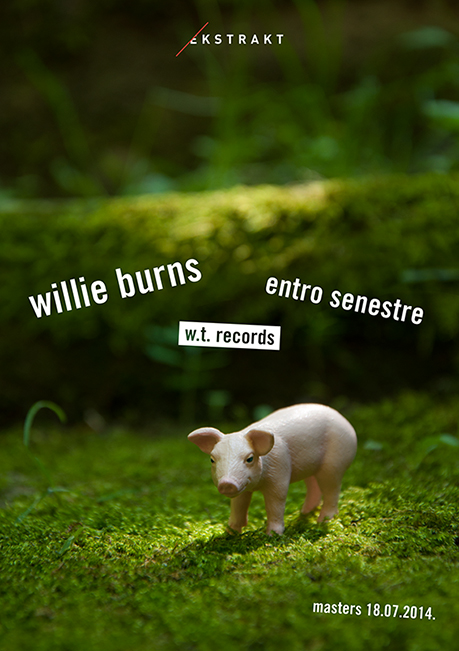Ekstrakt // Willie Burns