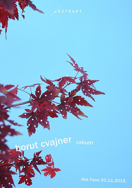 Ekstrakt // Borut Cvajner (Vakum)