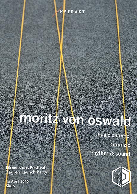 Ekstrakt // Moritz von Oswald