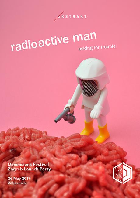 Ekstrakt // Radioactive Man